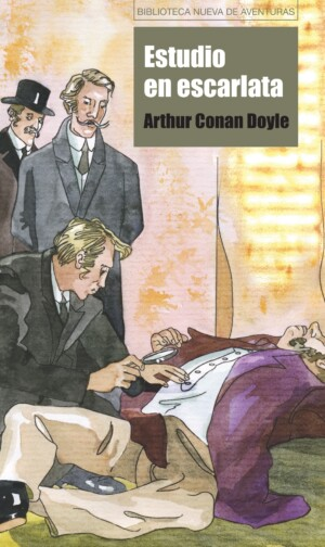 Estudio en Escarlata de Arthur Conan Doyle
