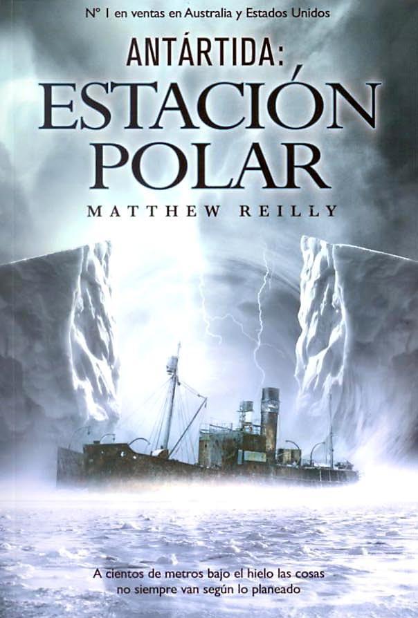 Antartida estacion polar