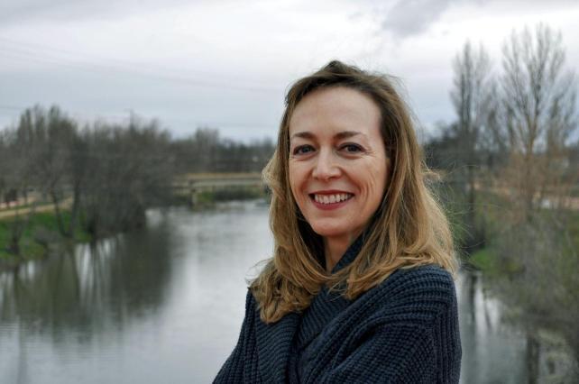Marta del Riego presenta su segunda novela