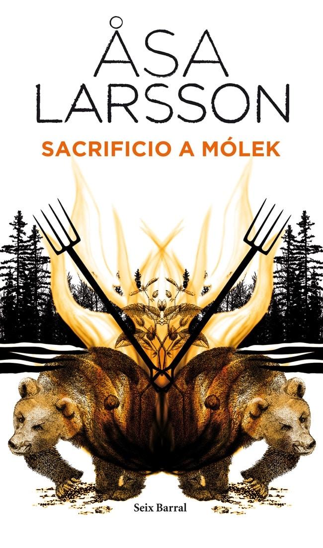 Resultado de imagen de Sacrificio a Molek de Asa Larsson