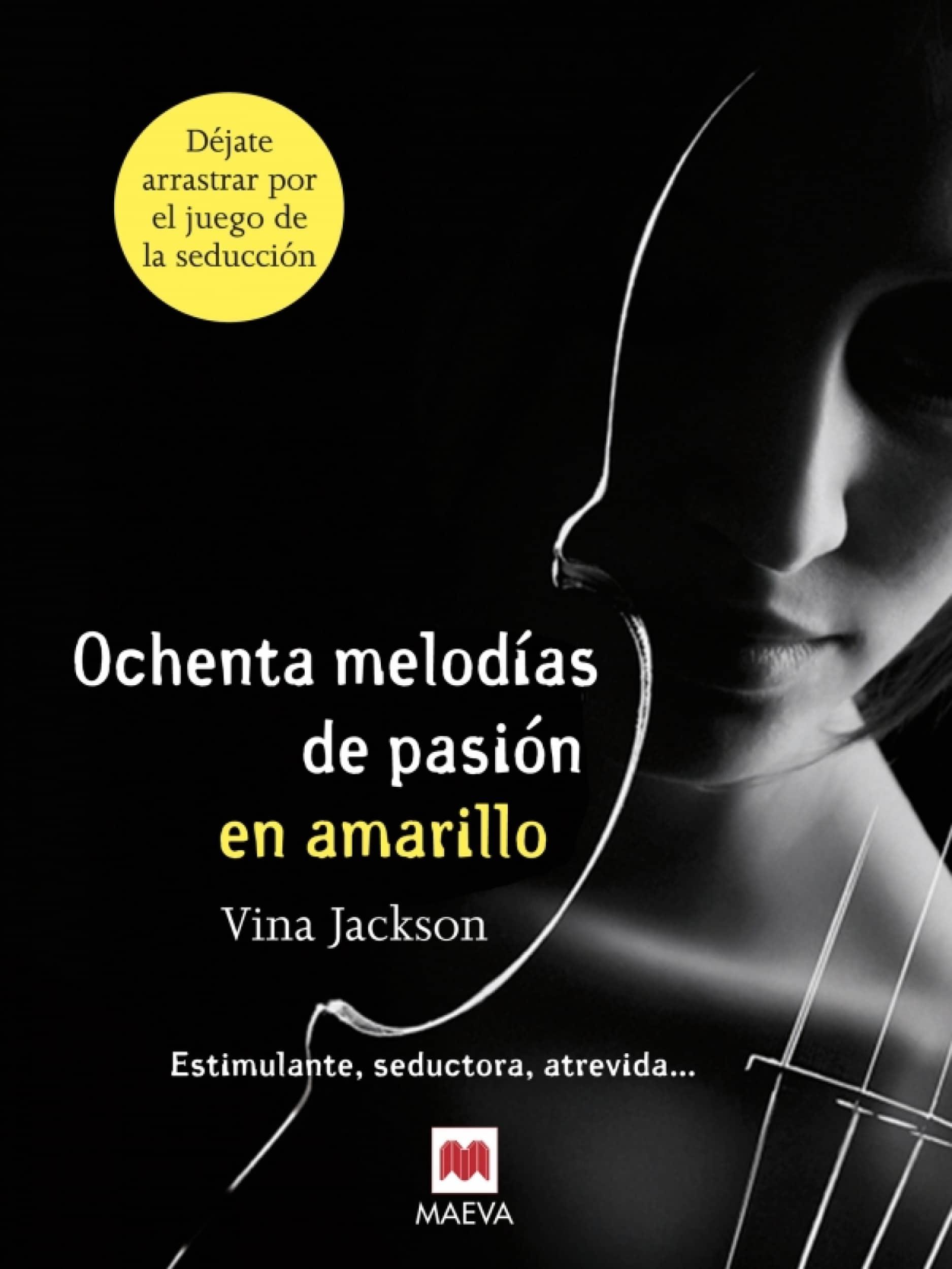 ochenta melodias de pasion en amarillo