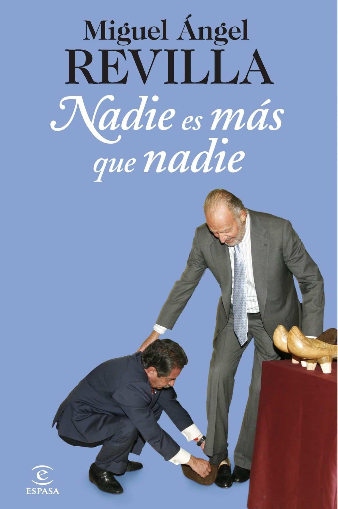 Descargar el libro Nadie es mas que nadie (PDF - ePUB)