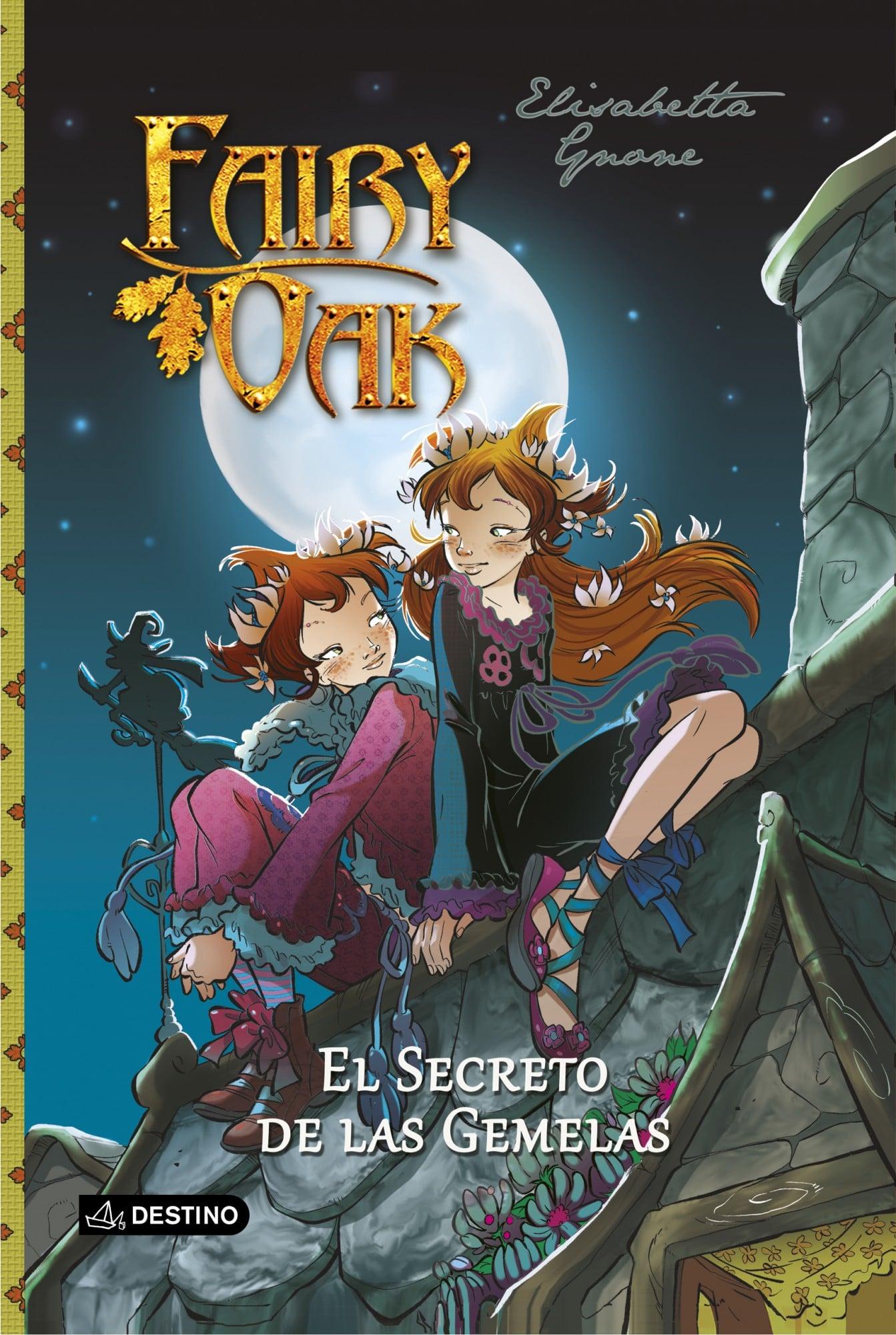 Descargar el libro Fairy Oak. El secreto de las gemelas