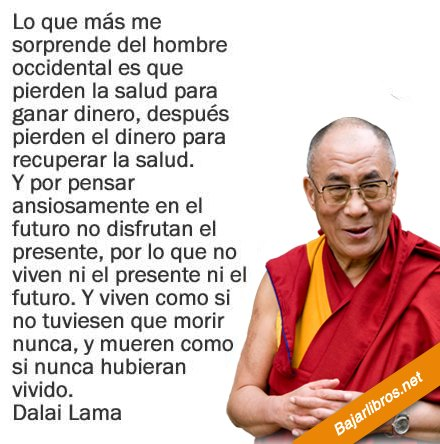 Frase De Dalai Lama