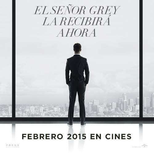 """50 Sombras de Grey"""" ya tiene tráiler."""