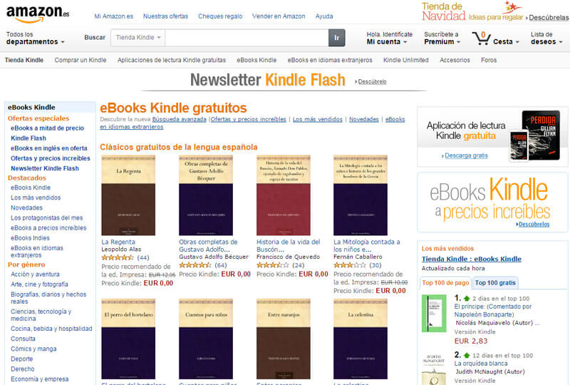 Amazon eBooks