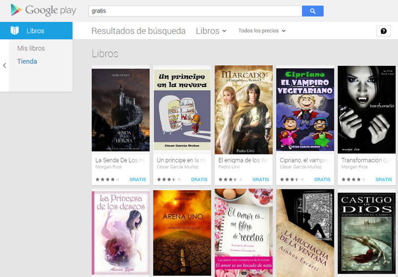 Google eBook Store