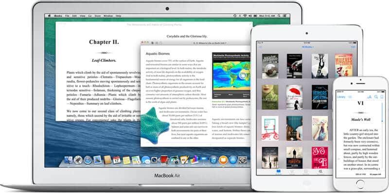 iTunes iBooks Store