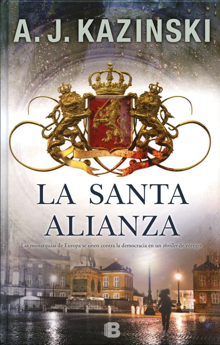 Descargar el libro La santa alianza (PDF - ePUB)