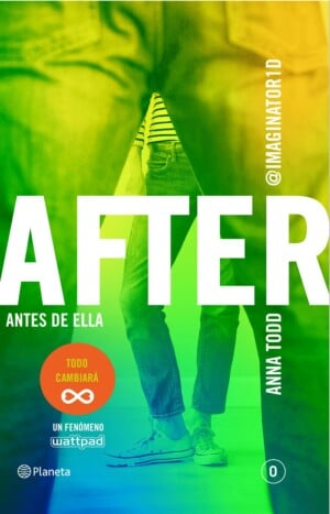 AFTER. ANTES DE ELLA serie after 5