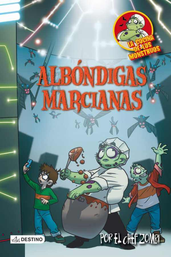 Albondigas Marcianas