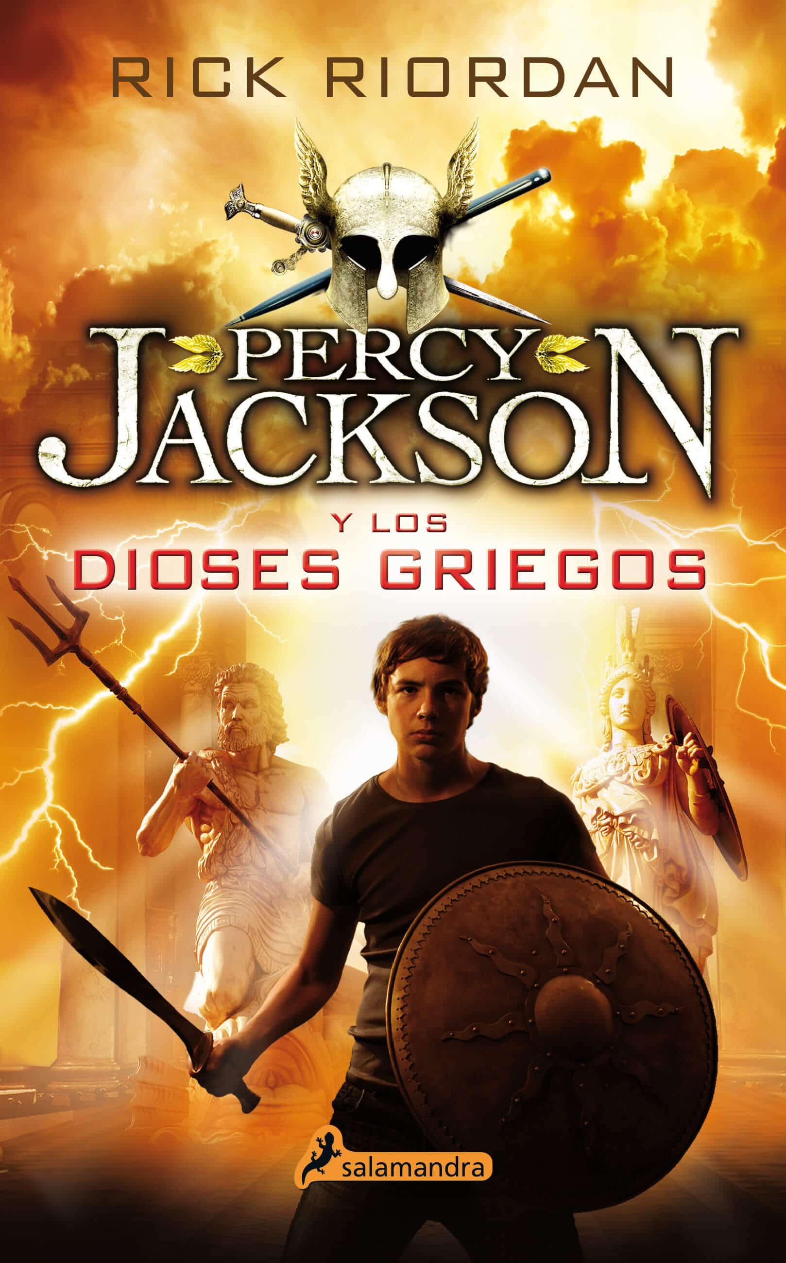 descargar libros de percy jackson pdf