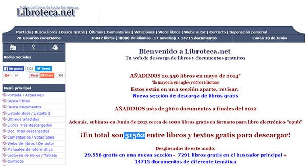 libroteca libros gratis en PDF