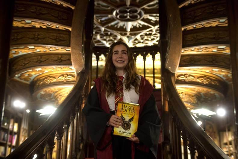 harry potter y el legado maldito libro