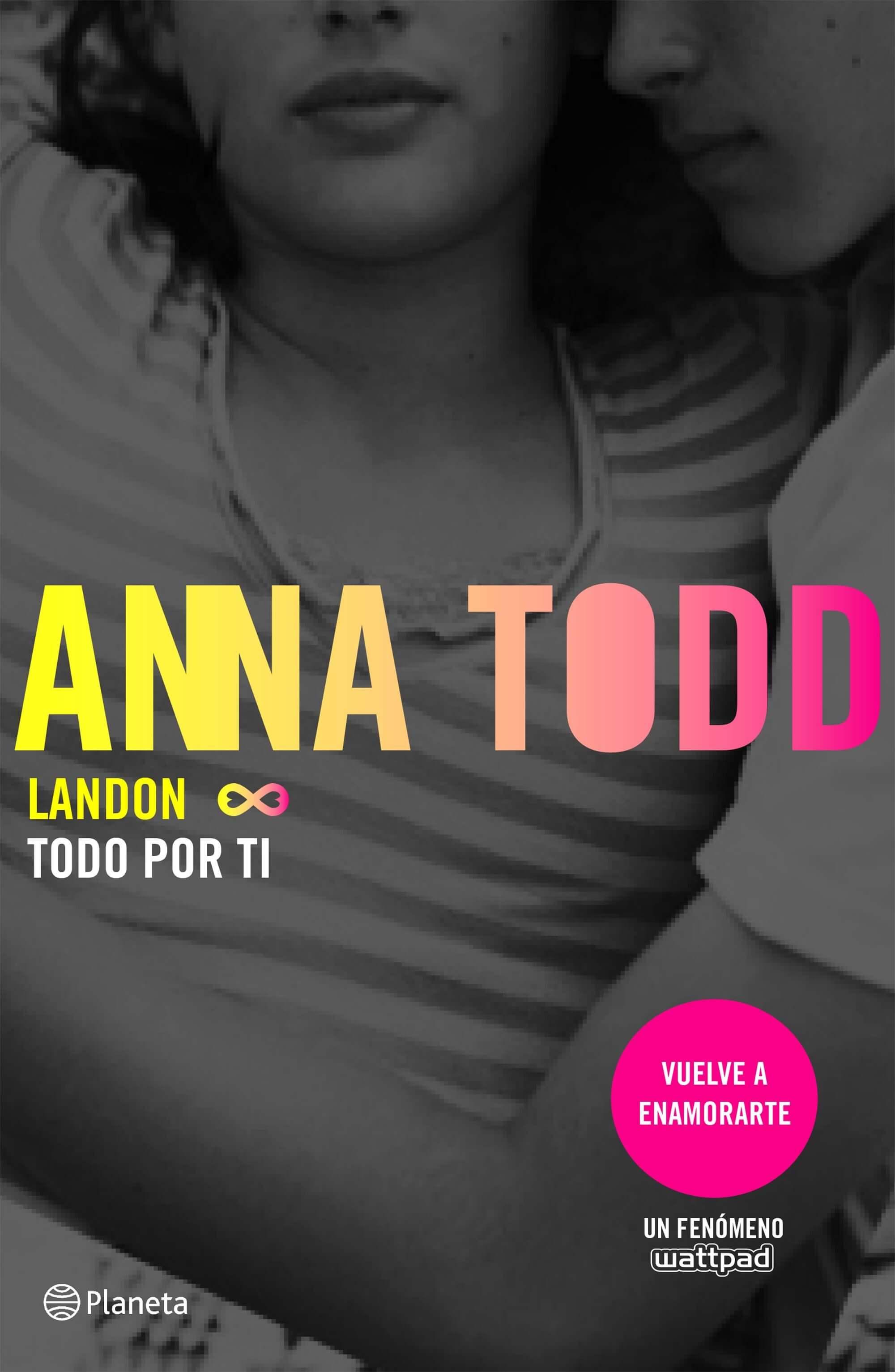 Landon todo por ti de Anna Todd