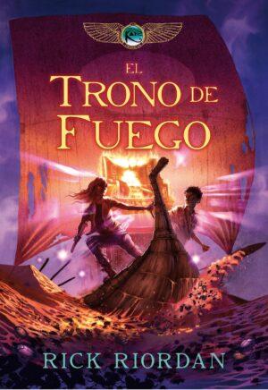descargar libro en pdf El Trono De Fuego