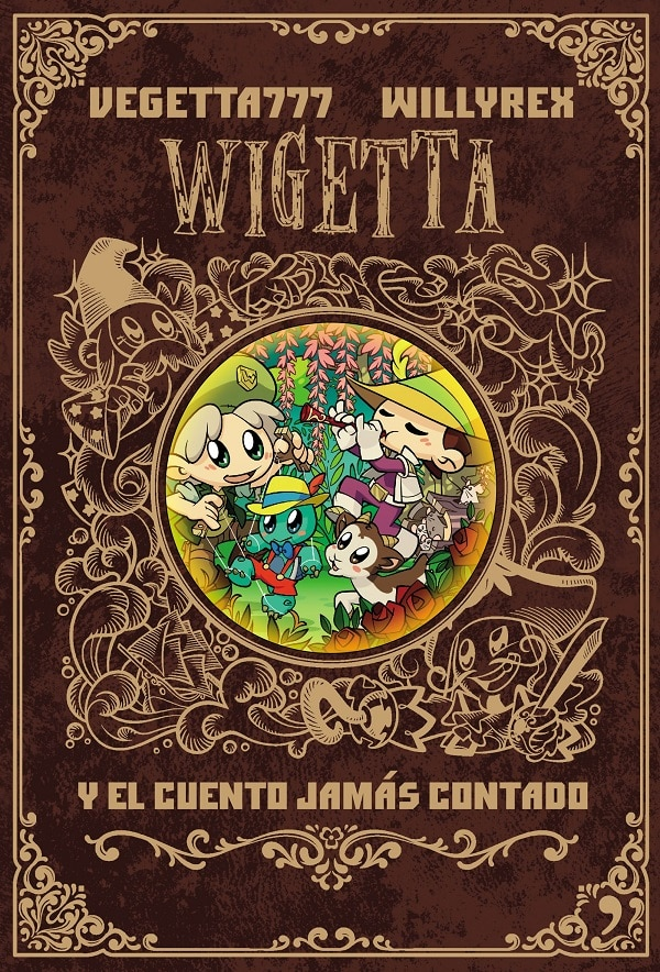 Descargar el libro Wigetta y el cuento jamás contado (PDF