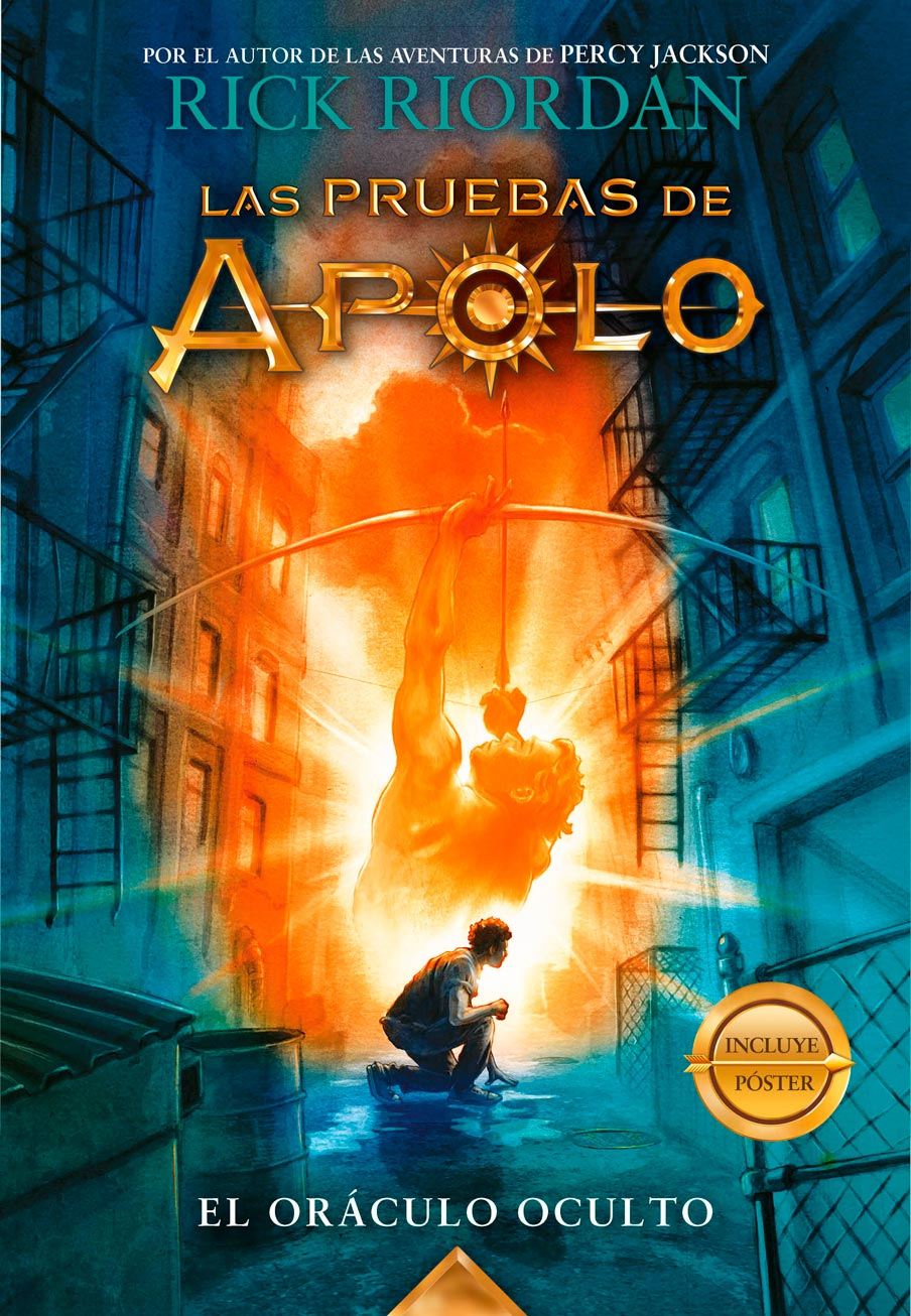 Las pruebas de Apolo El oráculo oculto