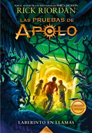 Las pruebas de Apolo El laberinto en llamas