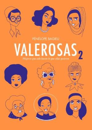 Valerosas 2 - Penélope Bagieu