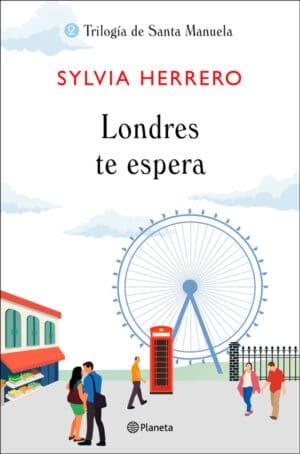 Londres te espera - Sylvia Herrero