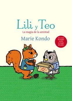 Lili y Teo la magia de la amistad